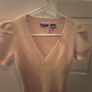 Moda International angora sweater dress